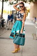 NY Fashion Week S/S 2013