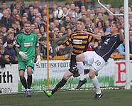 26-04-2014 - Alloa Athletic v Dundee