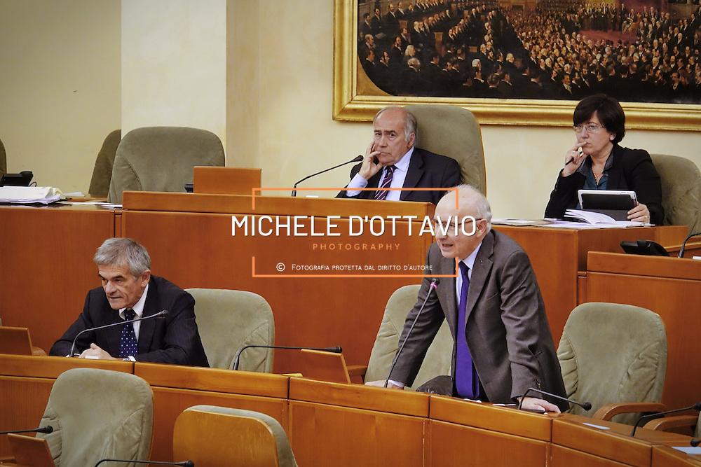 Intervento dell'Assessore Antonio Saitta durante la Seduta n. 191 del Consiglio Regionale del Piemonte del 06-12-2016 delle ore 15.00
