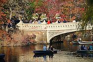 Sunday in Central Park, Manhattan.