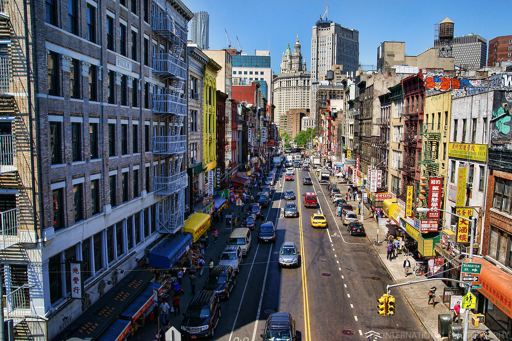 Chinatown, Lower Manhattan