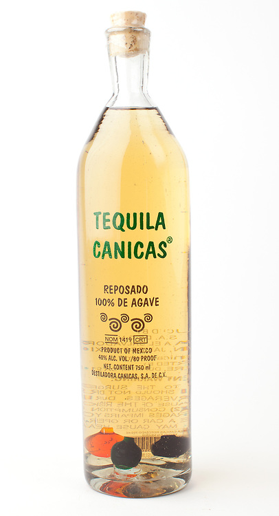 Tequila Canicas reposado -- Image originally appeared in the Tequila Matchmaker: http://tequilamatchmaker.com
