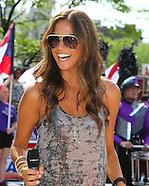 Entertainment - Jana Kramer IPL 500 Festival Parade Indianapolis, IN