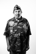 Arthur Torrest<br /> Staff Sergeant<br /> Radioman<br /> Oct. 1965 - Oct. 1967<br /> Vietnam<br /> <br /> Veterans Portrait Project<br /> Houston, TX