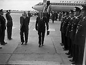 1961-19/07 Taoiseach Returns from London Talks