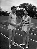 1960 - A.A.U. All-Ireland Championships 1960, Santry Stadium