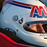 #36 Genoa Racing Oreca FLM09: Andy Wallace, J.R. Hildebrand, Tom Sutherland