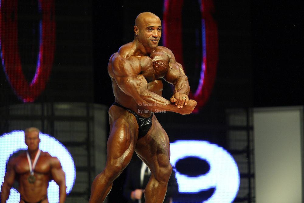 Dennis James at the Olympia 2009 | Ian L. Sitren