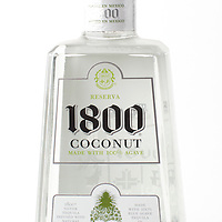 1800 Coconut -- Image originally appeared in the Tequila Matchmaker: http://tequilamatchmaker.com