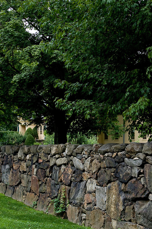 The Westover School, South Wall 2009..©2009 RobertFalcettiStudio
