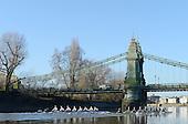20131219 Women's Trial Eight, London, UK