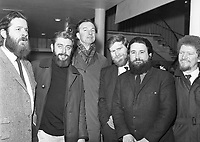 The Dubliners. (Part of the Independent Newspapers Ireland/NLI Collection)