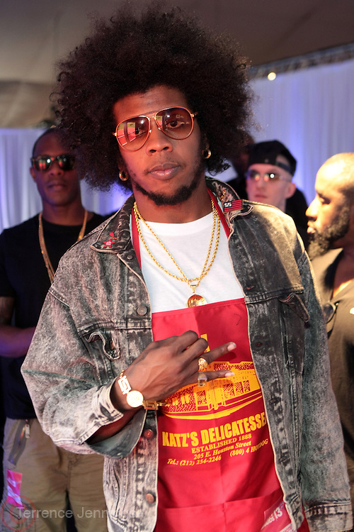 Los Angeles, CA-June 29:  Recording Artist Trindad James attends the 2013 BET Experience held at LA Live on June 29, 2013 in Los Angeles, CA. © Terrence Jennings