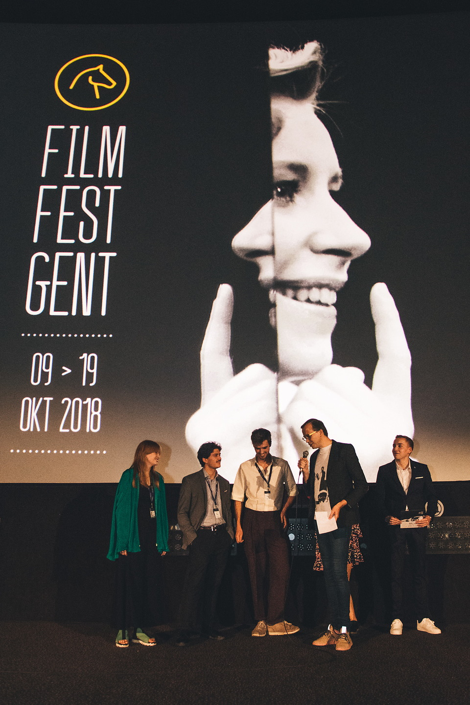 Film Fest Gent - Uitreiking Explore Zone Award