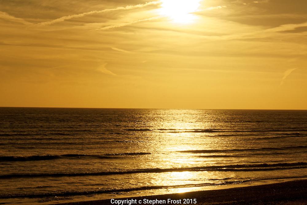 Shoreham beach, Sussex, England