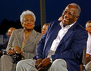 Mobile, Alabama - Hank Aaron Museum Dedication