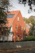 Newton Road Residence, Architect: Oriel Prizeman