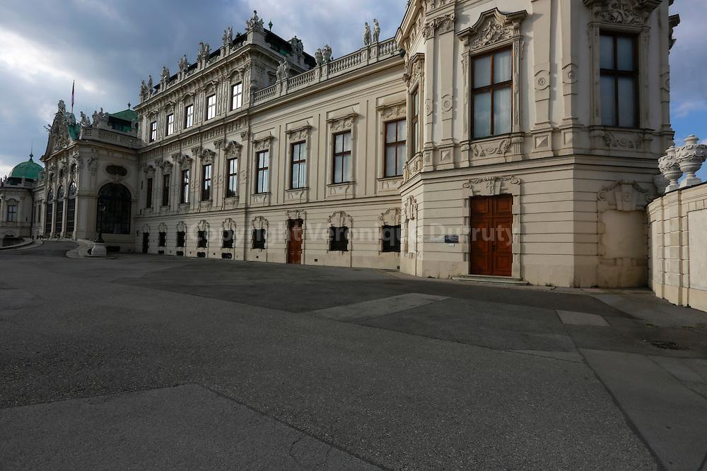 Upper Belvedere, Vienna, Austria // Upper Belvedere, Vienne, Autriche