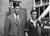 1952 Mr. J. Howard GAA referee