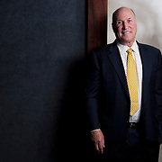 Rick Berman, of Berman and Company, poses of a portrait in his office in Washington, DC, July 15, 2009.