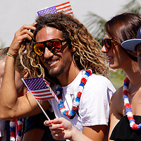 Cardiff by the Sea 100th Birthday Parade: Rob Machado