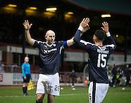26-01-2016 Dundee v Falkirk Scottish Cup