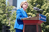 Hillary Clinton Campaign Launch 2015