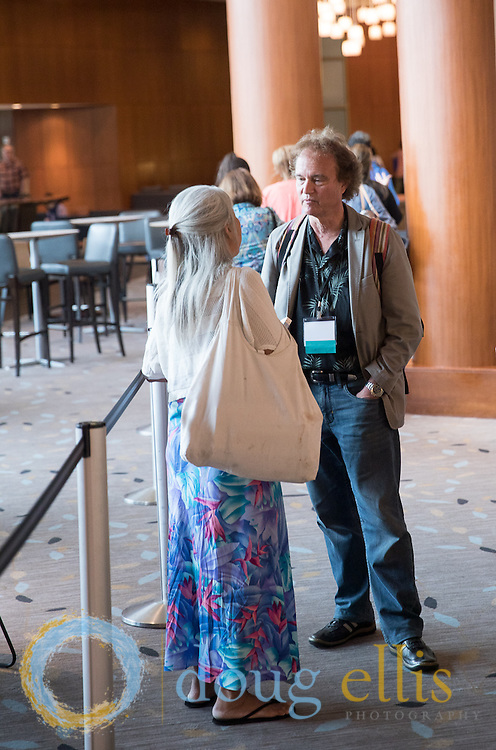 ACEP Annual Conference Hyatt Regency Santa Clara with Bruce Lipton, Dawson Church, Gangaji, Lynne Twist and Barbara Marx Hubbard.