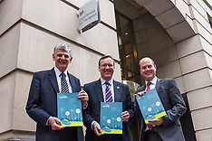 2014-10-15 Liverpool HS2 Lobbyists deliver economic study to Department for Transport.