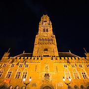 Belfry of Bruges / Bruges / Belgium