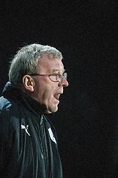 Falkirk's Alex Smith..Falkirk 1 v 1 Raith Rovers, 5/3/2013.
