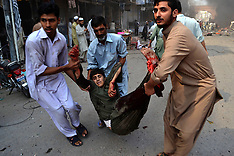 SEP 29 2013 Blast in Pakistan