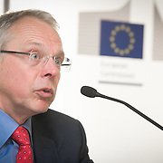 03 June 2015 - Belgium - Brussels - European Development Days - EDD - Health - Access to sexual and reproductive health and rights - A prerequisite for youth economic empowerment - Gunther Taube , Head of the Department Education , Health , and Social Protection © European Union