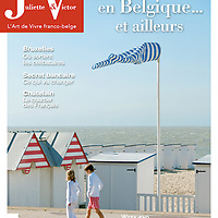 USE ARROWS &larr; &rarr; on your keyboard to navigate this slide-show<br />   <br /> JV magazine - Belgium<br /> Cover in June 2009.