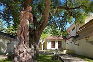 Monument in Yara, Granma, Cuba.
