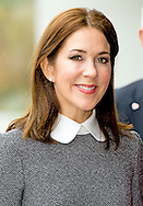 5-11-2015 - THE HAGUE - Princess Mary visits the the International Criminal Court in The Hague  COPYRIGHT ROBIN UTRECHT<br /> prinses mary bezoekt de