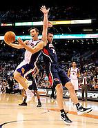 NBA: Atlanta Hawks vs Phoenix Suns//20120215