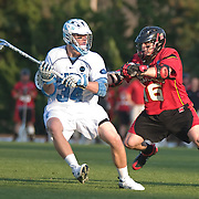 Saturday<br /> Date: Mar. 22, 2008<br /> Location: Chapel Hill, N.C.<br /> Time: 6:00 p.m. ET<br /> North Carolina Falls To Maryland In Men's Lacrosse 13-8