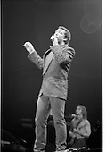 1989 - Tom Jones In Concert At The RDS.    (T2).
