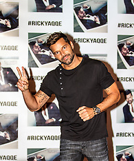 Ricky Martin at The Grammy Museum