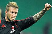 Beckham returns to Milan