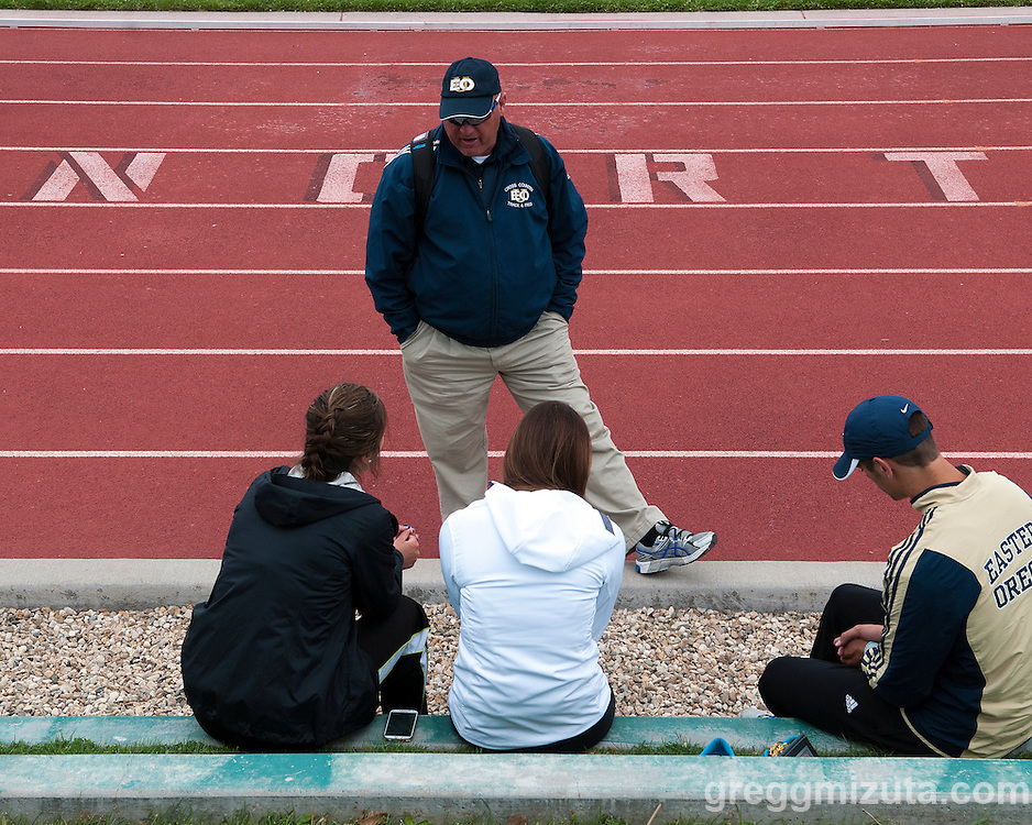 Cascade Conference Championships on May 10, 2014 at Northwest Nazarene University, Nampa, Idaho.