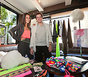Clara Lago and Kevin Ross of Pitusa. Nolcha supports the growth of ethical fashion and celebrate independent fashion brands who hold to sustainable, organic and eco-friendly fashion standards.  Nolcha is an award-winning leading global platform advancing the business of independent fashion designers and retailers via social e-commerce, fashion week events and an educational video portal.
