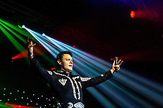 Pedro Fernandez Performs at M3 Live in Anaheim.