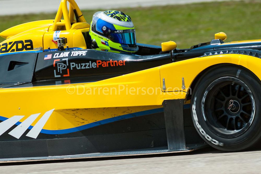 #10 JDC Motorsports Elan DP-02: Clark Toppe