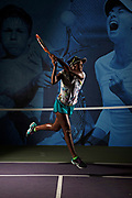 During Wimbledon last year, Vicky Duval was diagnosed with Hodgkin's Lymphoma. After taking some time off, the 19-year-old is training again at the IMG Academy in Bradenton, Fla., with her sights set on the U.S. Open. (MELISSA LYTTLE/for the New York Times)