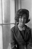 1963 - Filis Mideach, a member of the Gael-Linn Office Staff and Irish dancer