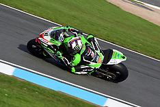 R1 MCE British Superbike Championship Donington Park