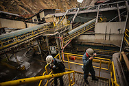 Doe Run Peru smelter and refinery produces lead and zinc marketed for its purity, however due to contamination from the smelter, the air, soil and water in La Oroya, high up in the Andes Mountains of Peru, are far from pure.