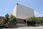 Stanley Mosk Courthouse in downtown Los Angeles.